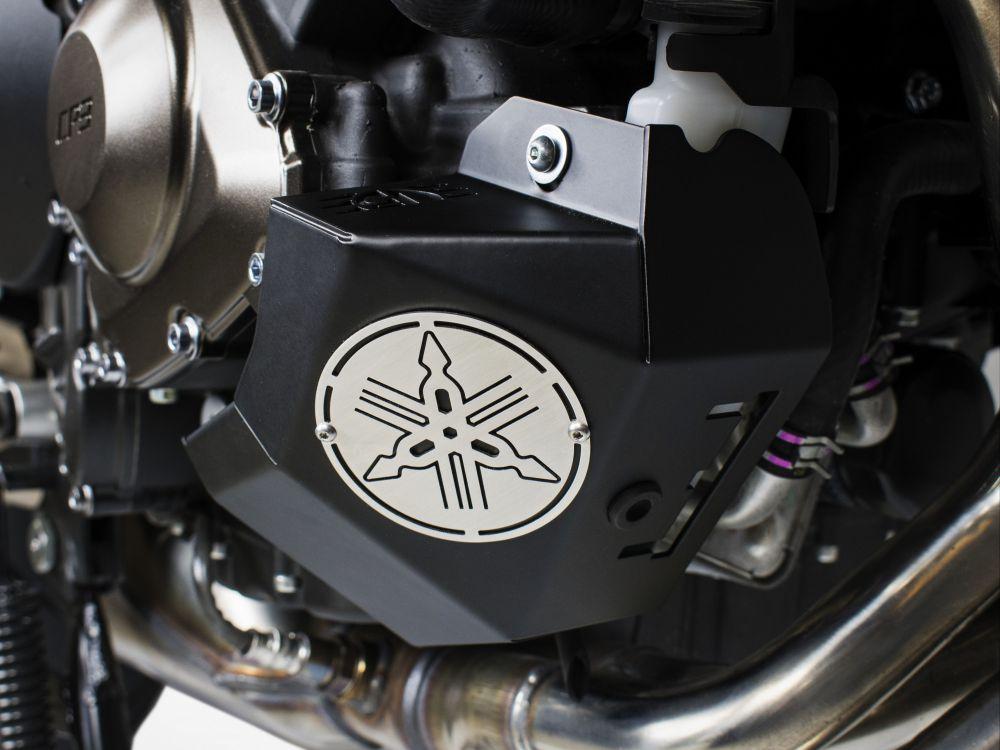 Yamaha MT-09 couvercle reservoir liquides