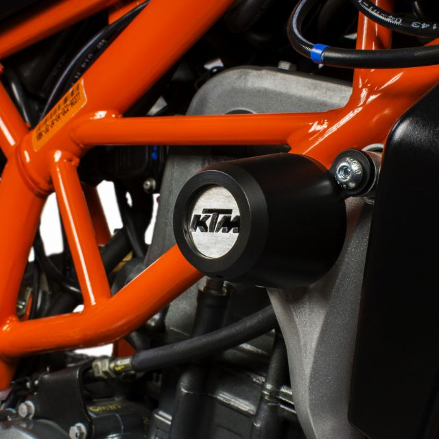 KTM Duke 390 engine guards kit