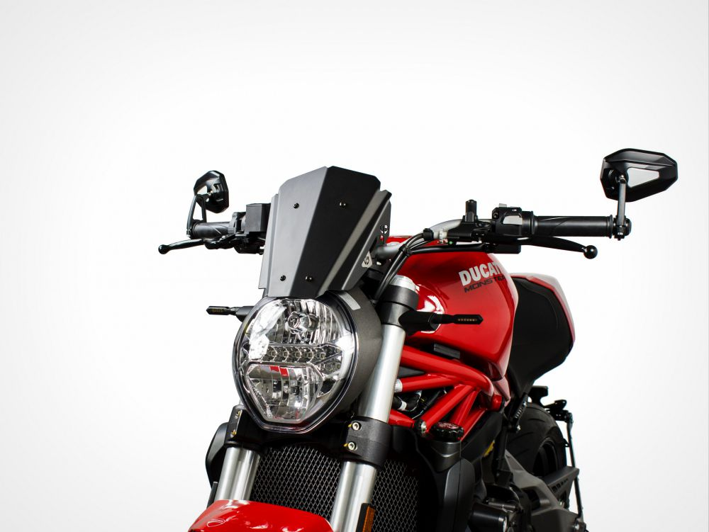 Ducati Monster 821 Neo Sport windshield
