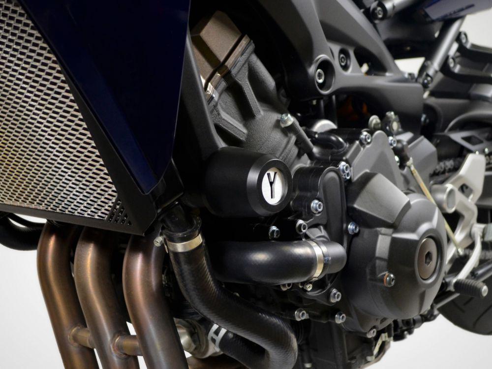 Yamaha MT-09 Tracer engine guards kit