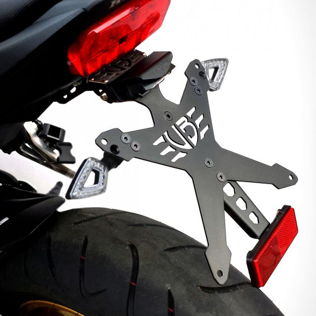 Kit support de plaque Honda CB650F / CBR650F