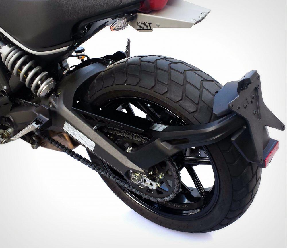 Ducati Scrambler 800 chain guard kit