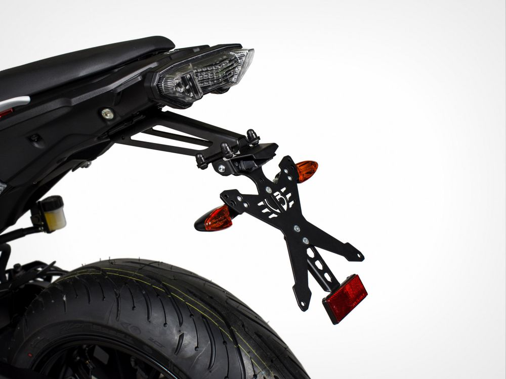 Kit portatarga Y Line Yamaha Tracer 700