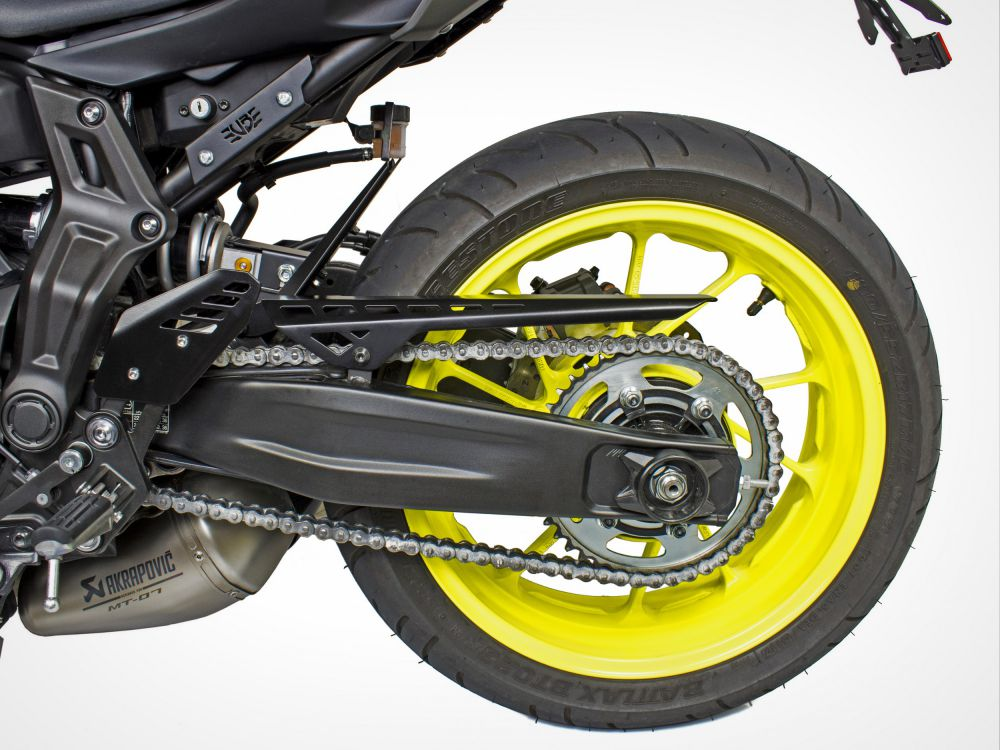 Yamaha MT-07 chain cover kit with rear fender
