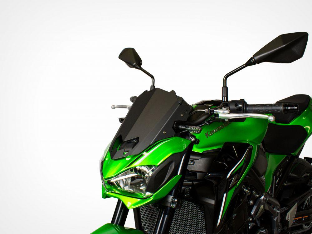Kawasaki Z900 K Line windshield kit