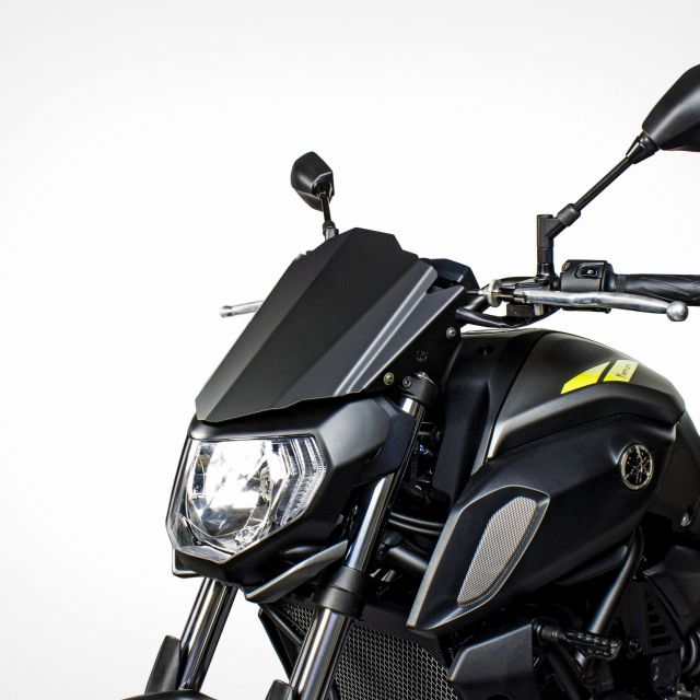Yamaha MT-07 Race Line windshield