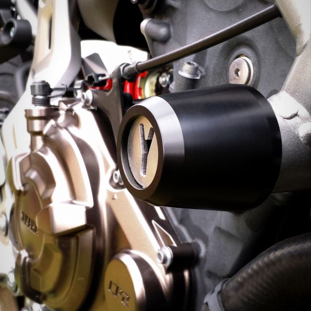 Kit tamponi paratelaio Yamaha MT-07