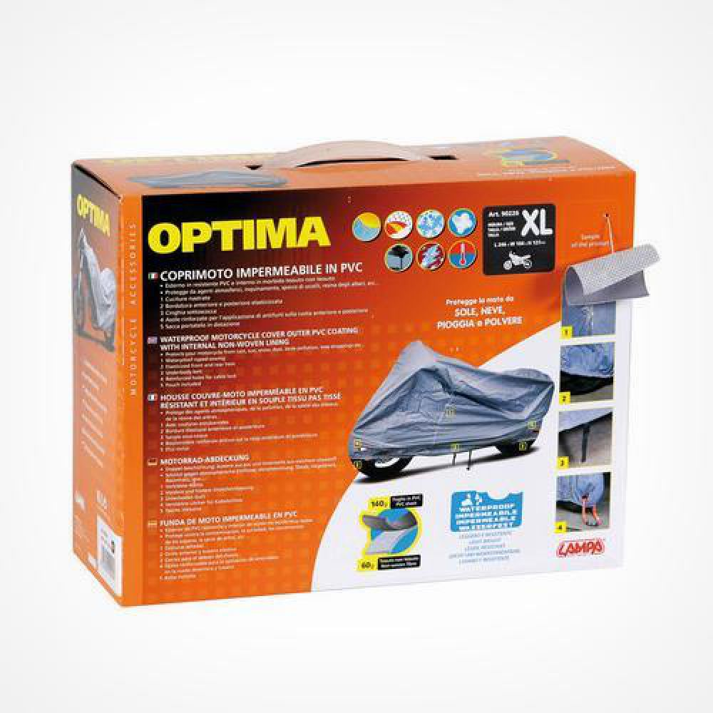 Optima, motorcycle cover