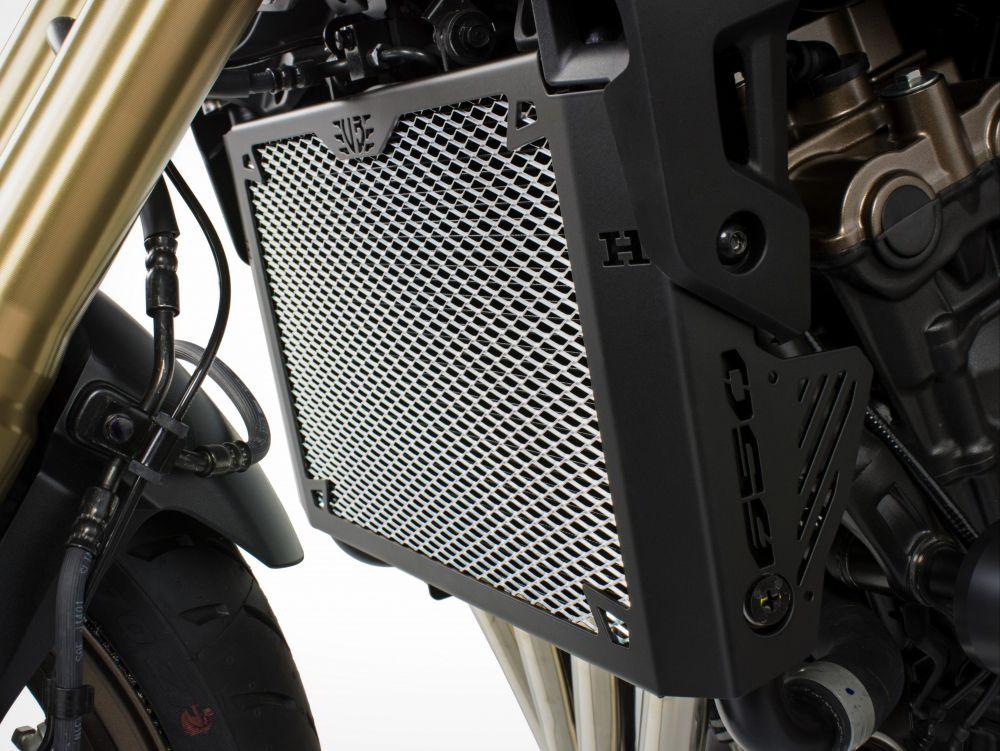 Honda CB650R radiator guard