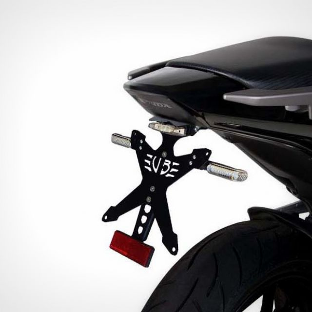 Kit support de plaque Honda NC700 / 750 2012-2014