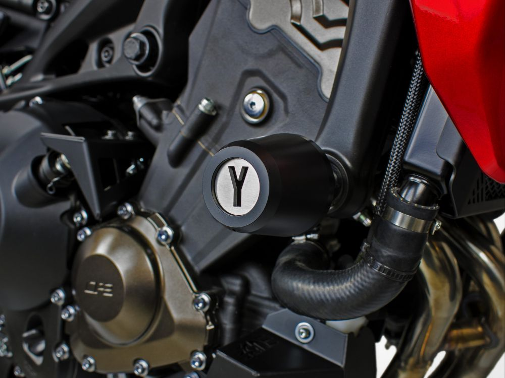 Yamaha Tracer 900 / Tracer 900GT engine guards kit