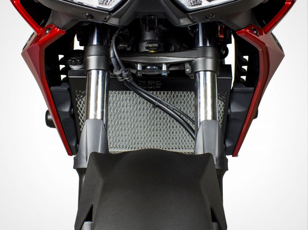 Protection de radiateur Yamaha MT-07 Tracer