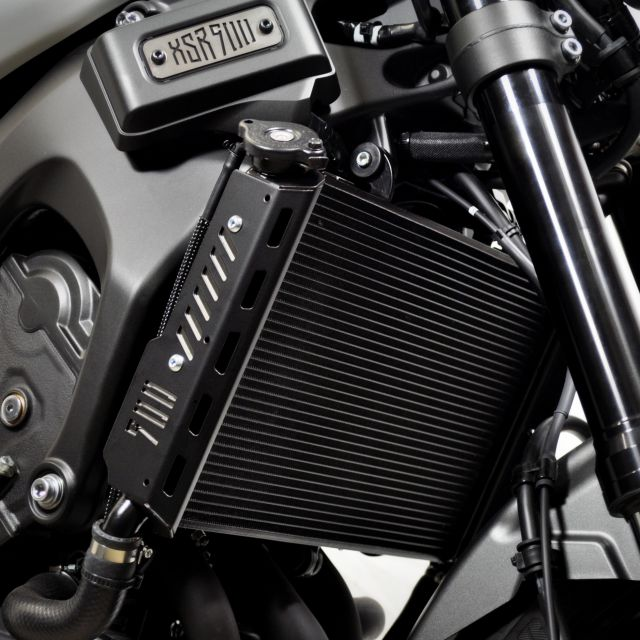 Yamaha XSR 900 radiator side covers