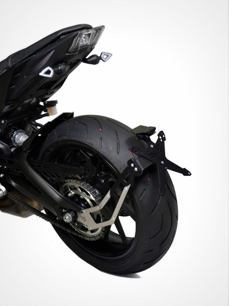 Kit portatarga Mono Arm Yamaha MT-09