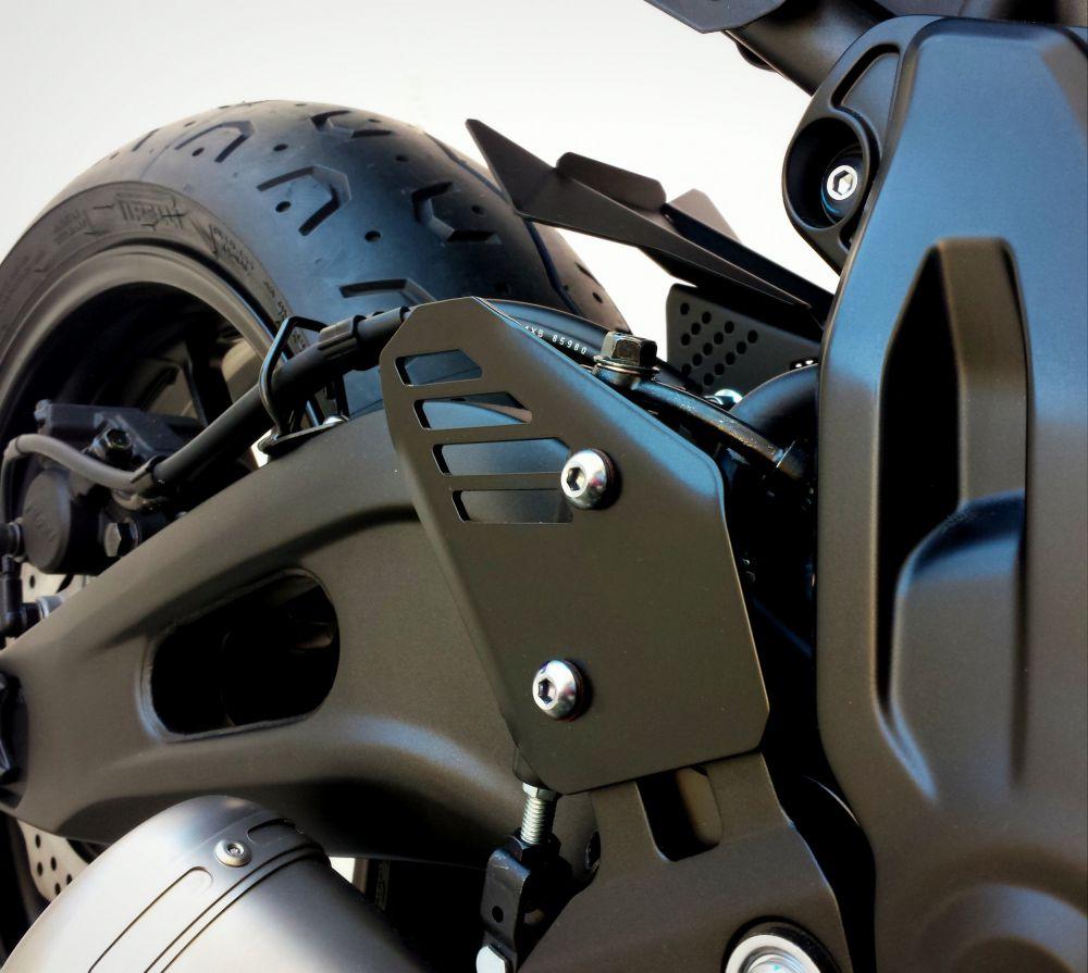 Kit piastre parascarpa Yamaha XSR 700