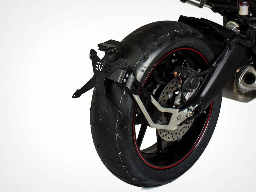 Kit support de plaque Mono Arm Yamaha Tracer 900 / Tracer 900GT