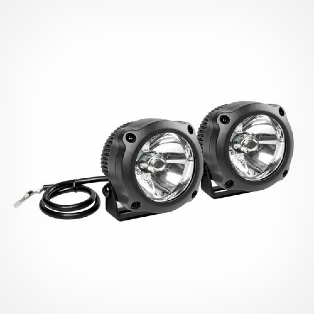 Max-Lum 1, pair of auxiliary led lights, 12V
