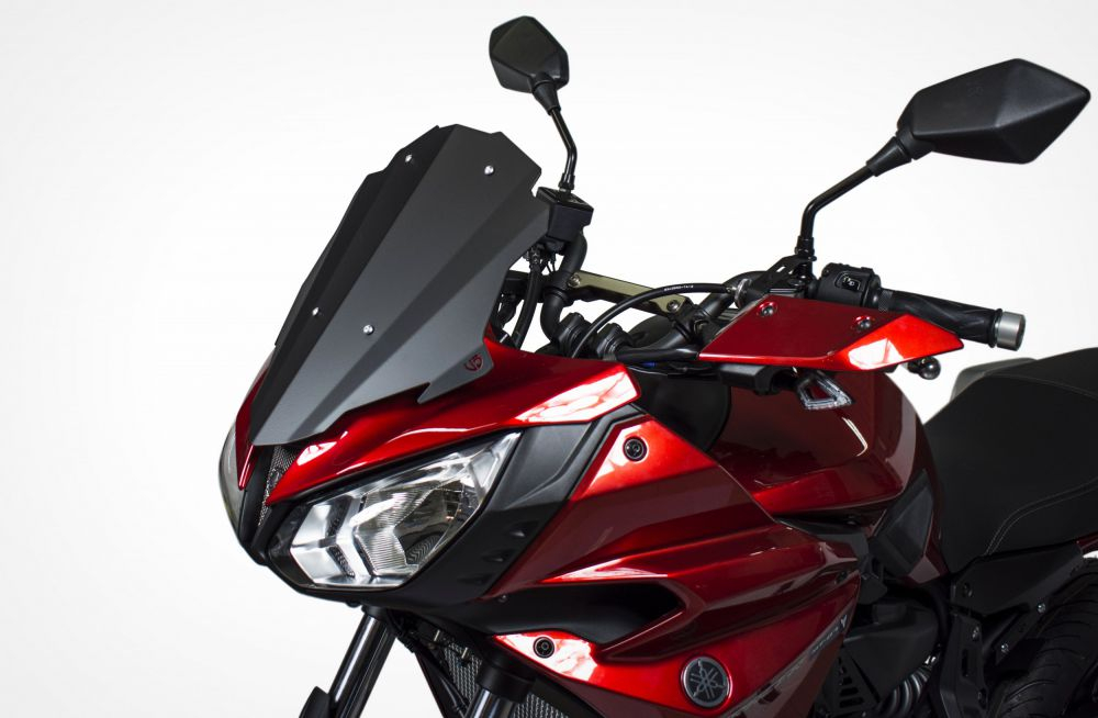 Yamaha MT-07 Tracer Sport Touring Line windshield