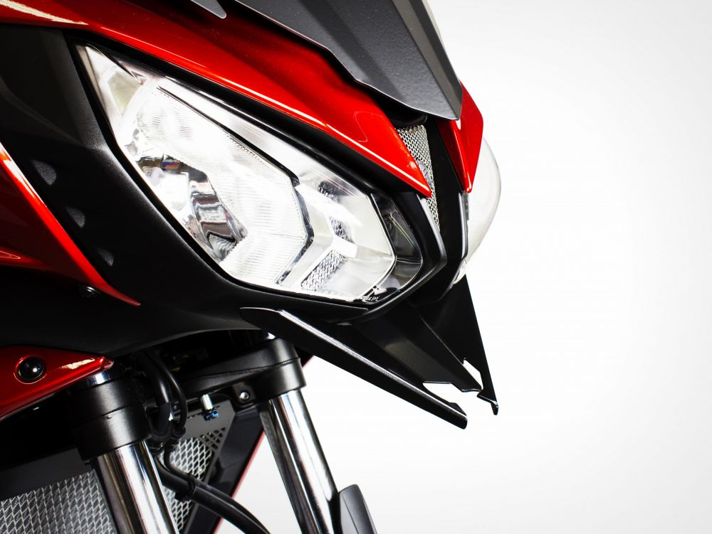 Yamaha MT-07 Tracer front spoiler