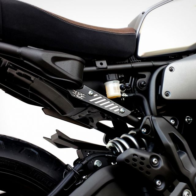 Yamaha XSR 700 replacement kit for passenger footboards