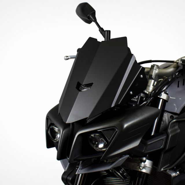 Saute vent Ten Yamaha MT-10