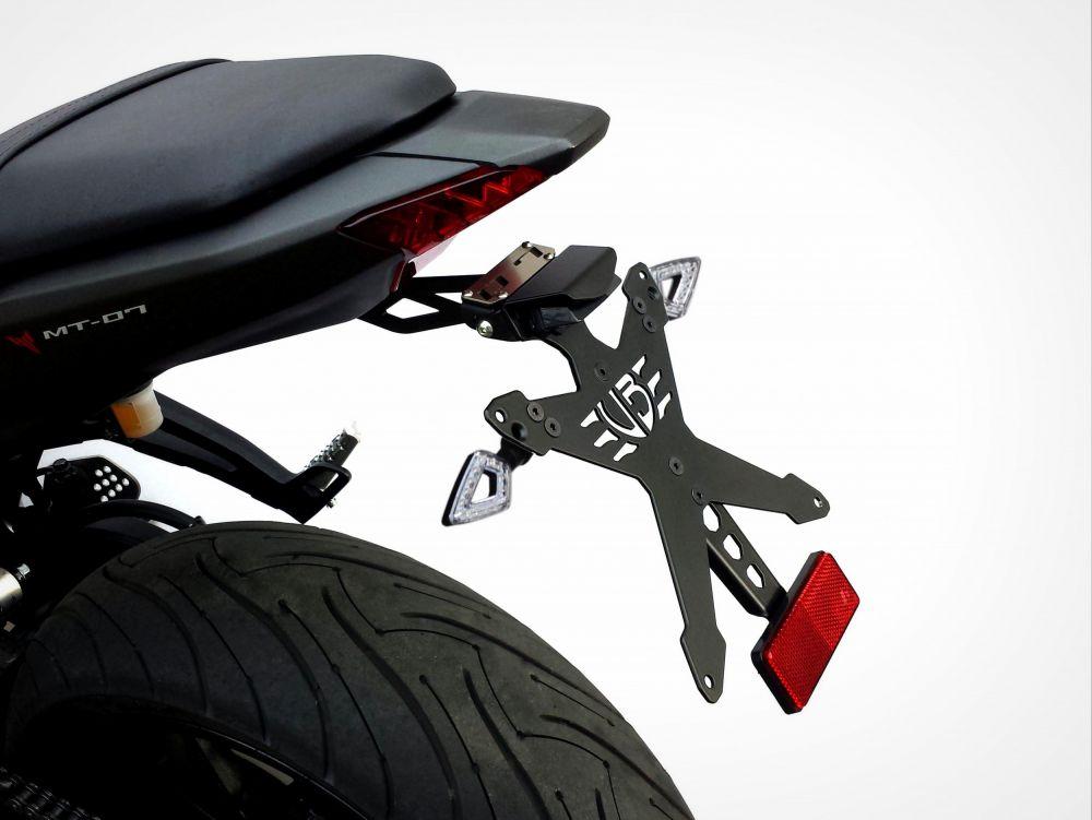 Kit portatarga Y Line Yamaha MT-07