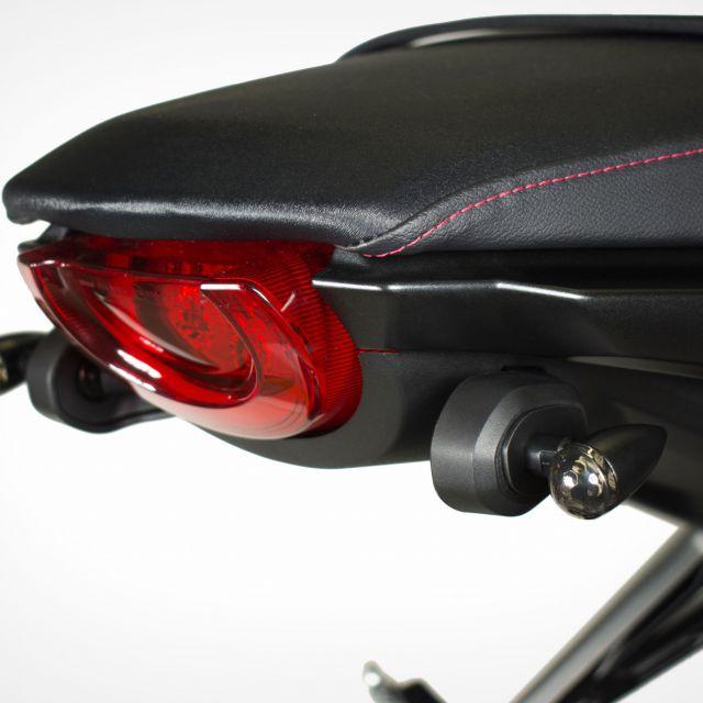 Adaptateurs arrière pour clignotants aftermarket Honda CB1000R