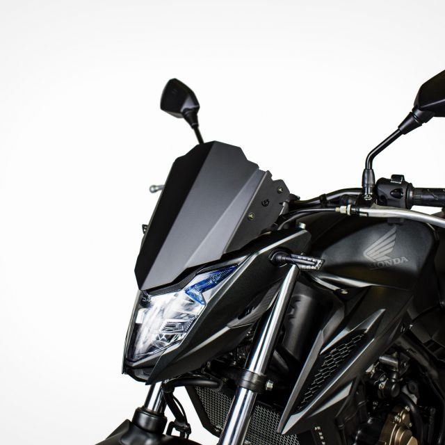 Honda CB500F Race Line windshield