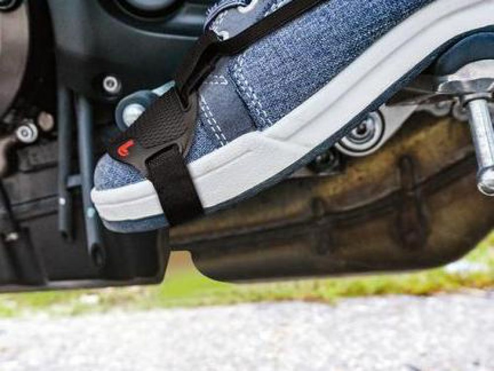 Shoe rubber saver pad
