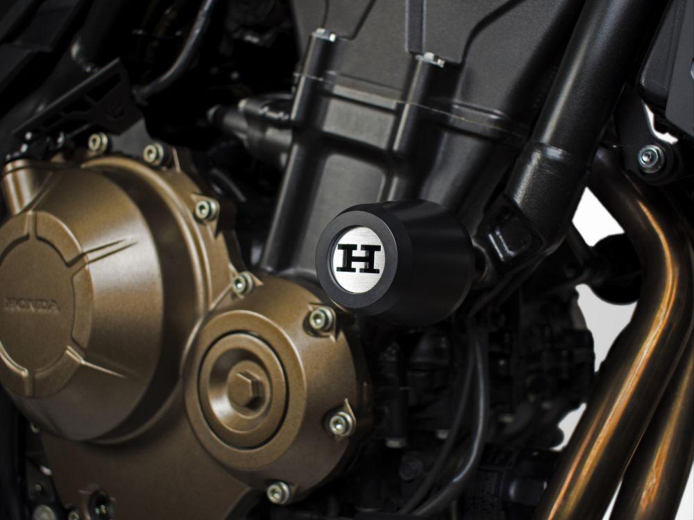 Honda CB500F / X engine guards kit