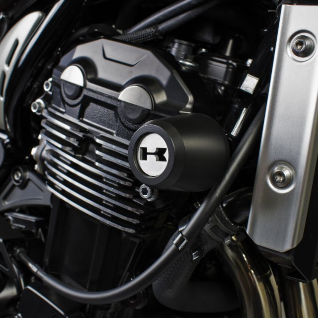 Kawasaki Z900RS engine guards kit