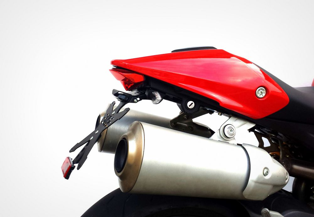 Kit support de plaque Ducati Monster 696 / 1100