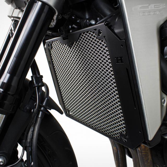 Honda CB1000R radiator guard