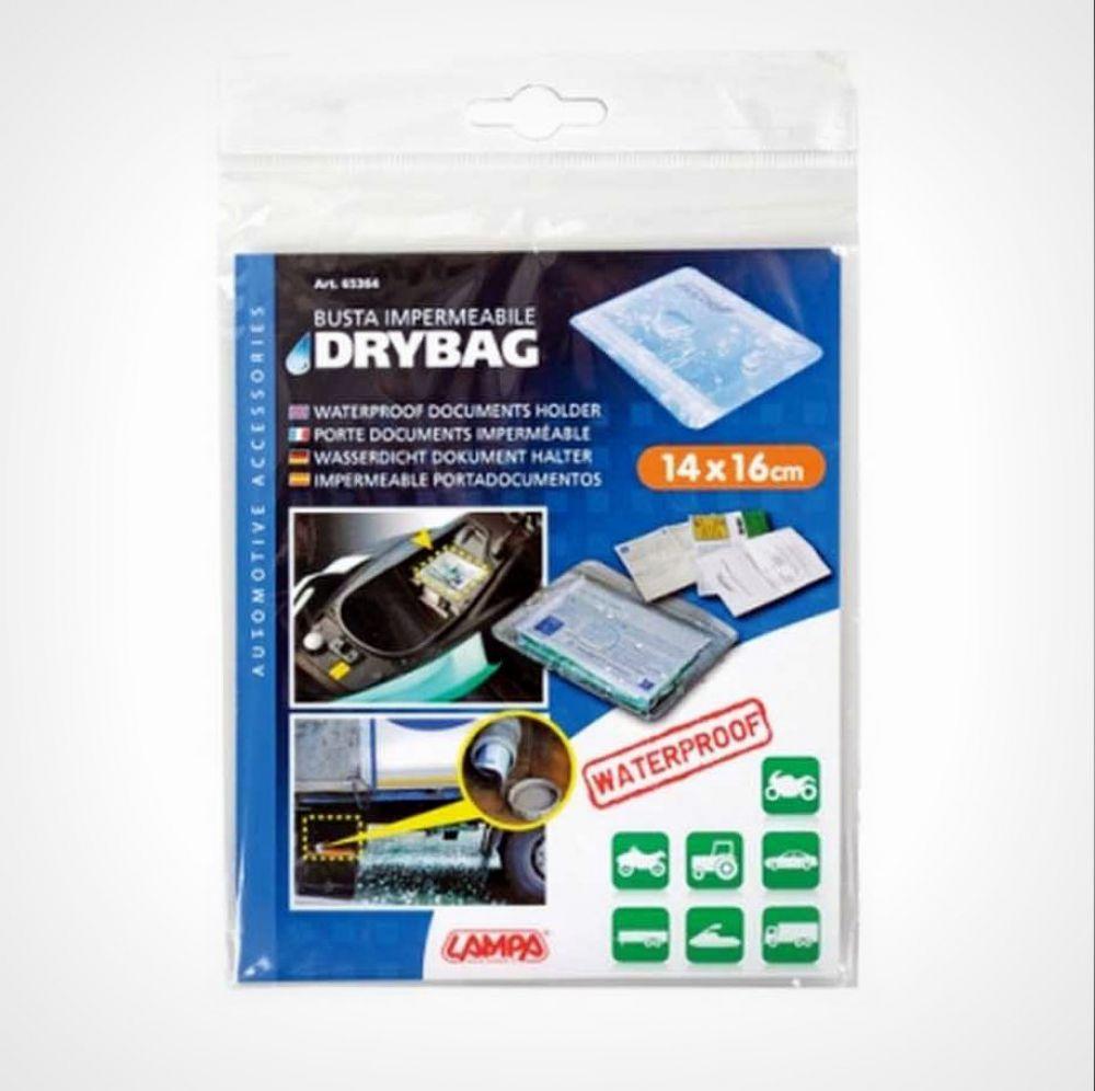 Portadocumenti impermeabile Dry-bag