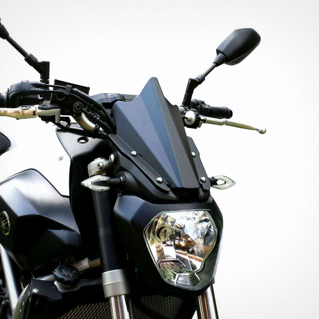 Yamaha MT-07 Concept Line windshield
