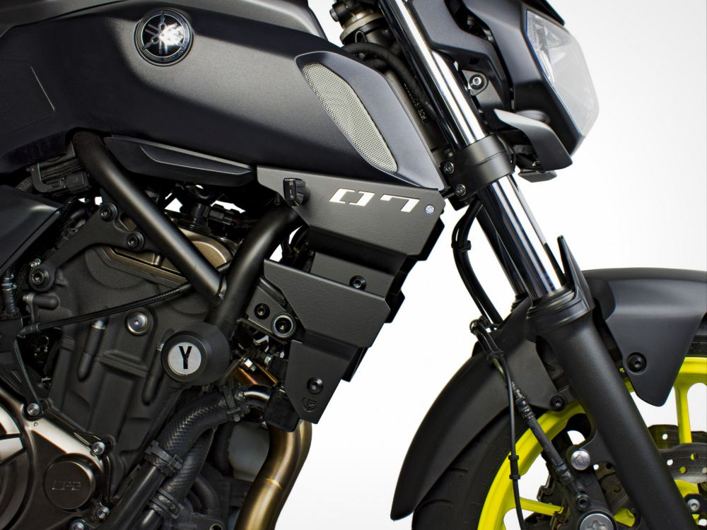 Yamaha MT-07 GP Line radiator side covers