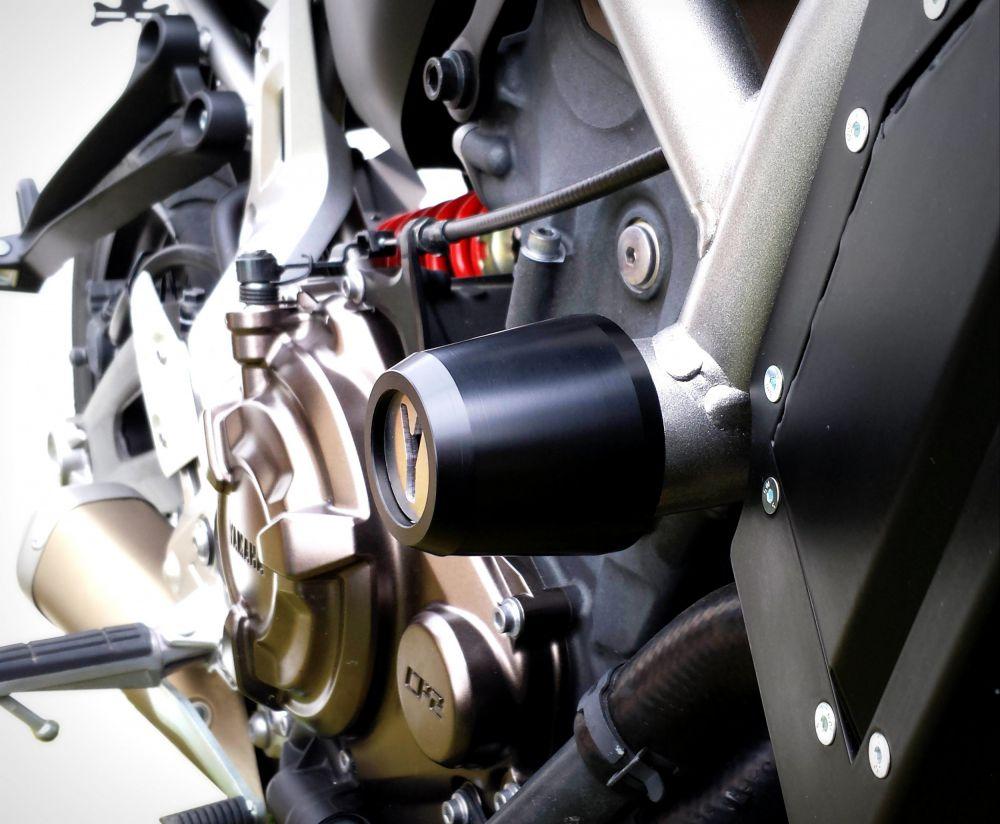 Kit protection moteur Yamaha MT-07