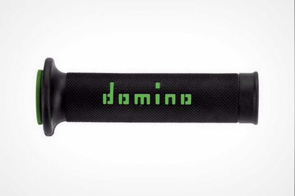 Manopole bicolore fustellate Domino