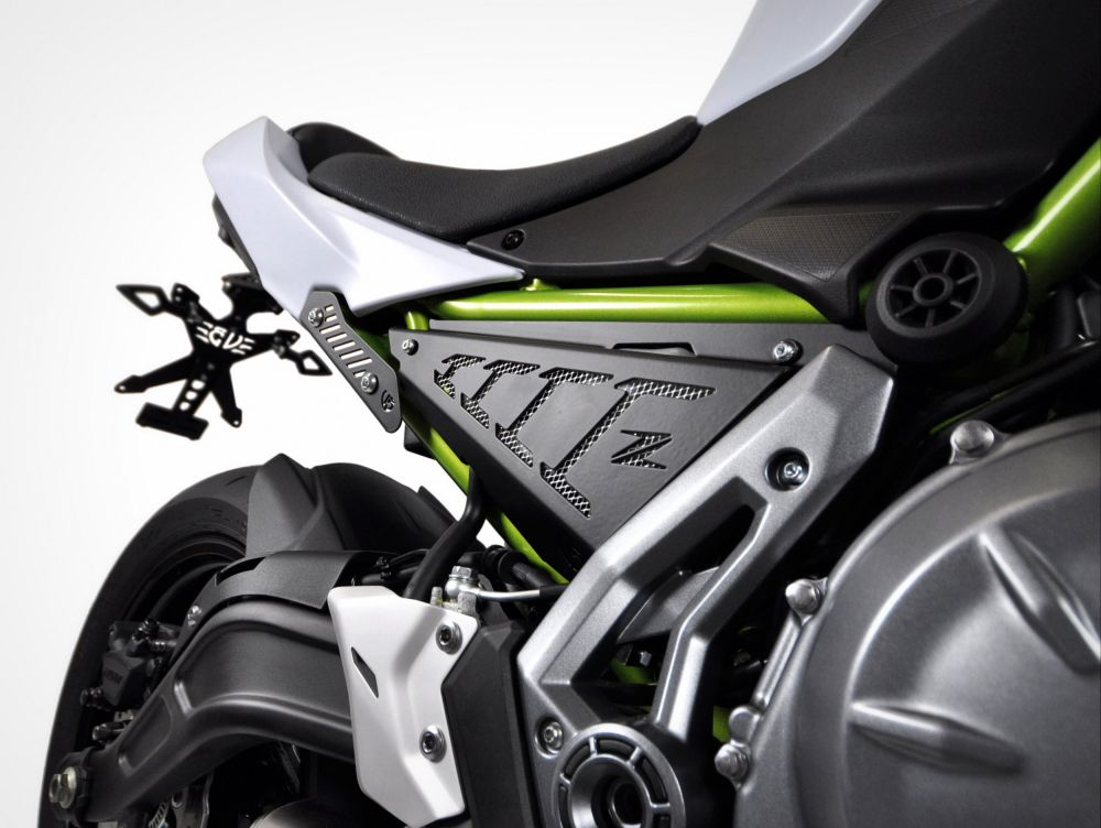 Kawasaki Z650 / NINJA 650 side carters kit