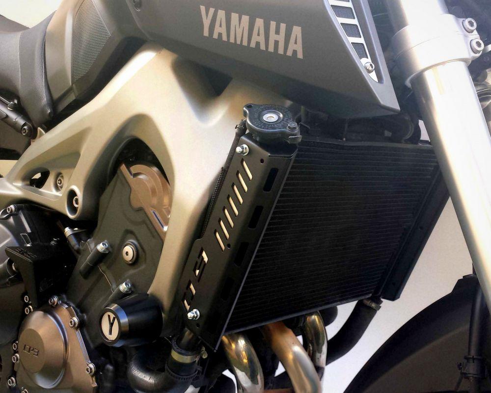 Kit fianchetti radiatore Yamaha MT-09