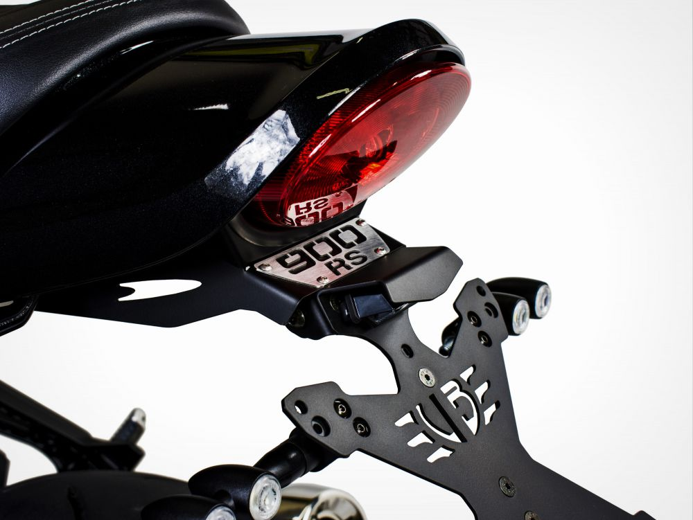 Kawasaki Z900RS TS Line license plate kit
