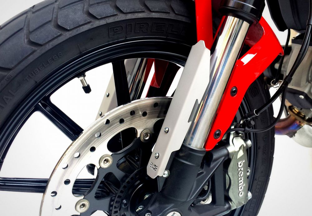 Ducati Scrambler 800 forks guards kit