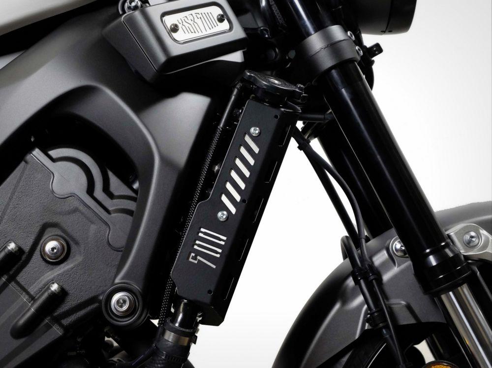 Côtés de radiateur Yamaha XSR 900
