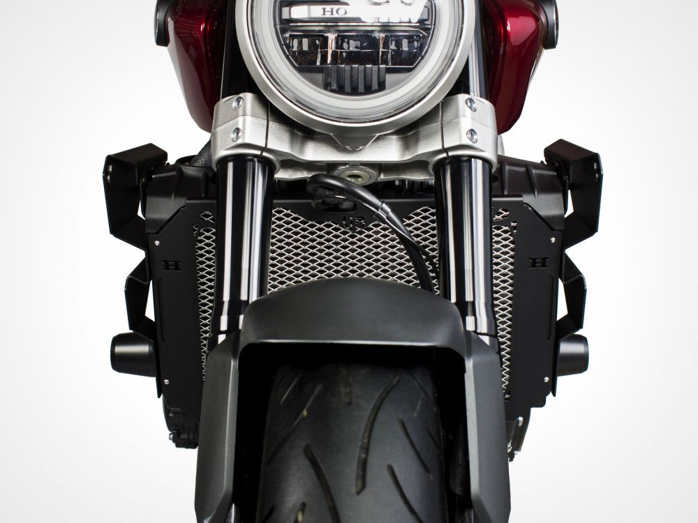 Honda CB1000R GP Line radiator side covers