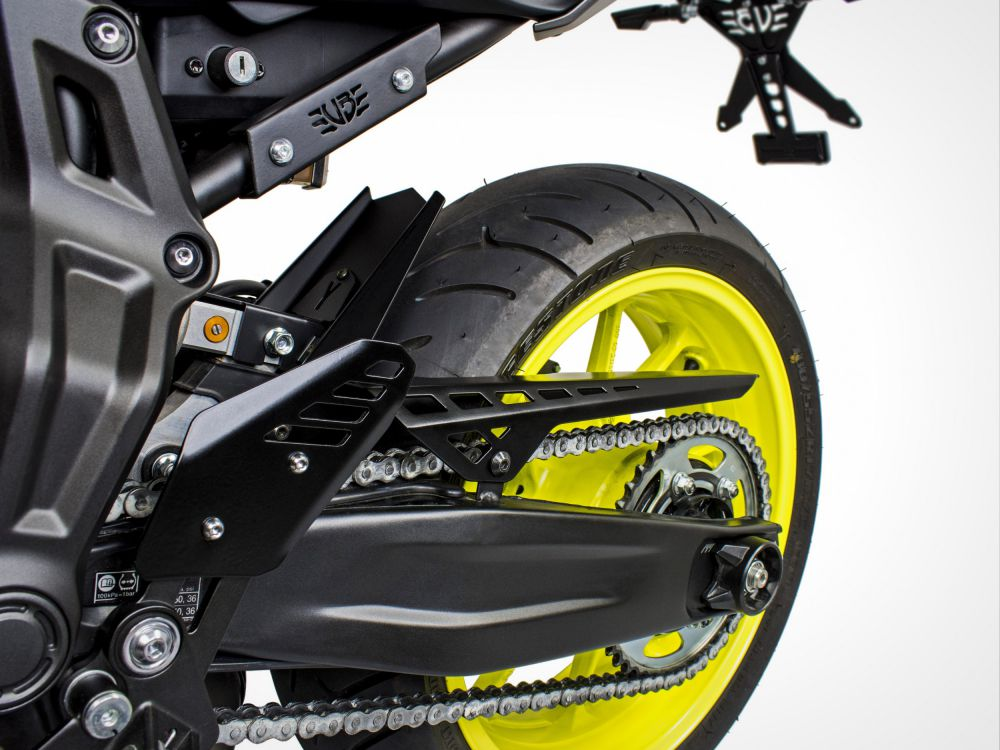Kit paracatena con paraschizzi Yamaha MT-07