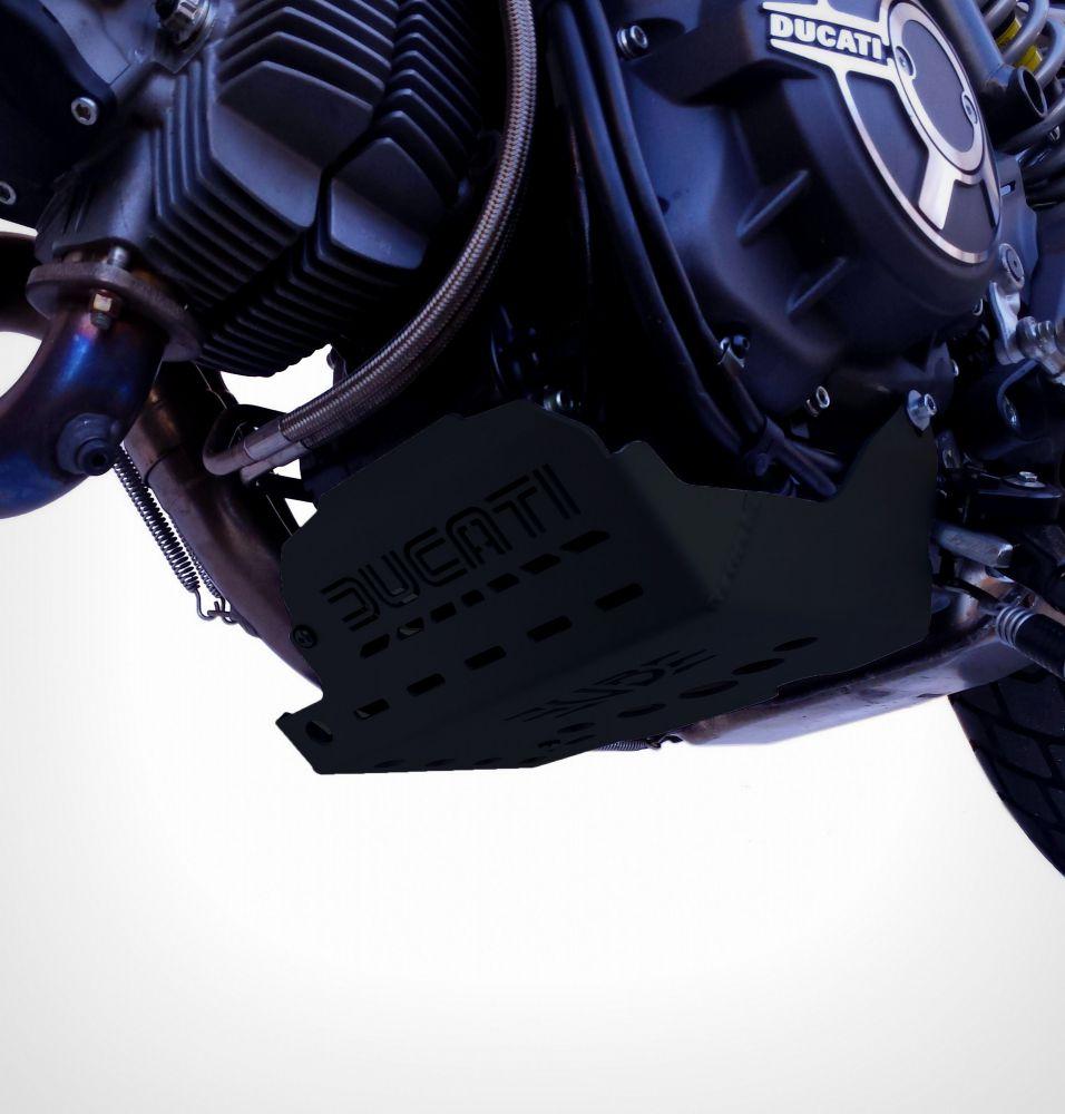 Ducati Scrambler 800 Guard plate under duct