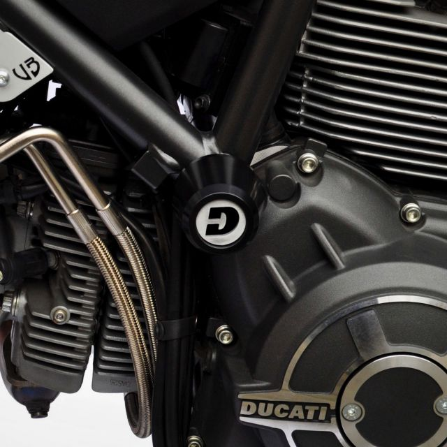 Ducati Scrambler Sixty2 engine guards kit