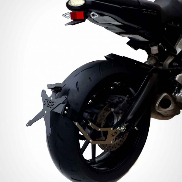 Yamaha MT-09 Mono Arm license plate kit