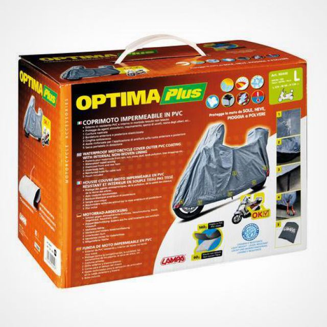 Optima Plus, motorcycle cover