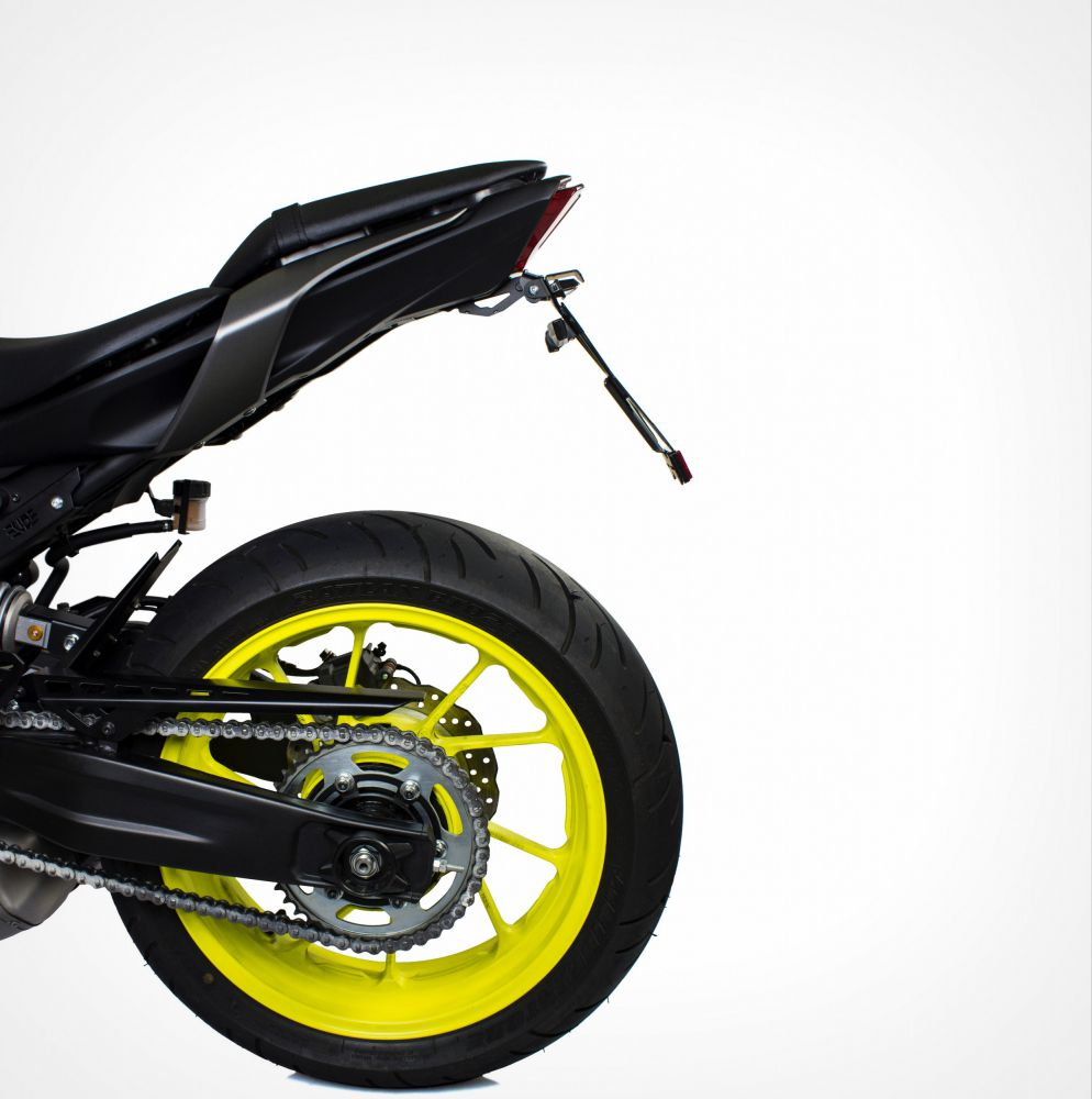 Kit portatarga Race Line Yamaha MT-07